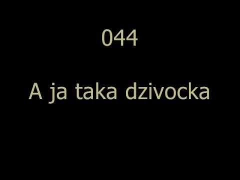 LUDOVKY Z VYCHODU 044 - A ja taka dzivocka - YouTube