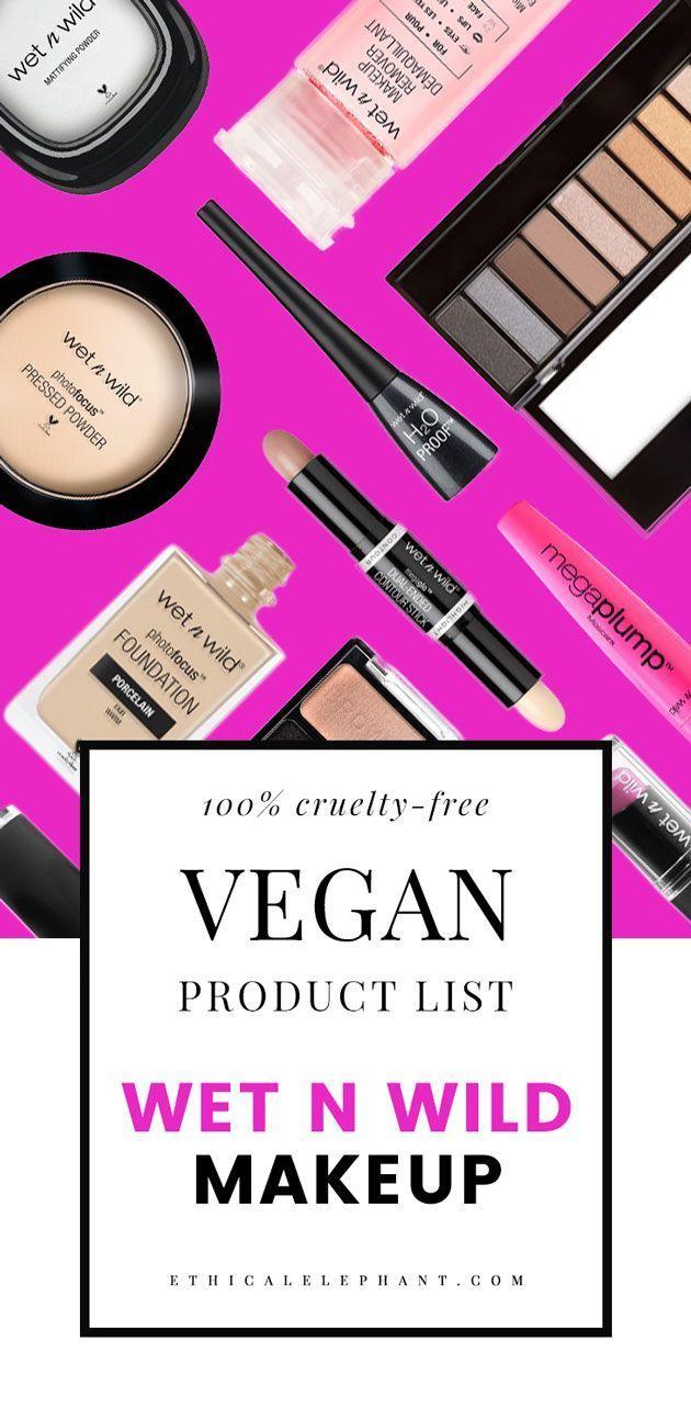 Wet N Wild Vegan Status In 2019 Wet N Wild No Longer Cruelty Free Vegan Makeup Cruelty Free Cosmetics Wet N Wild Makeup