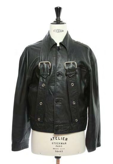 Vintage Joe Casely Hayford - Leather Jacket - 1980s