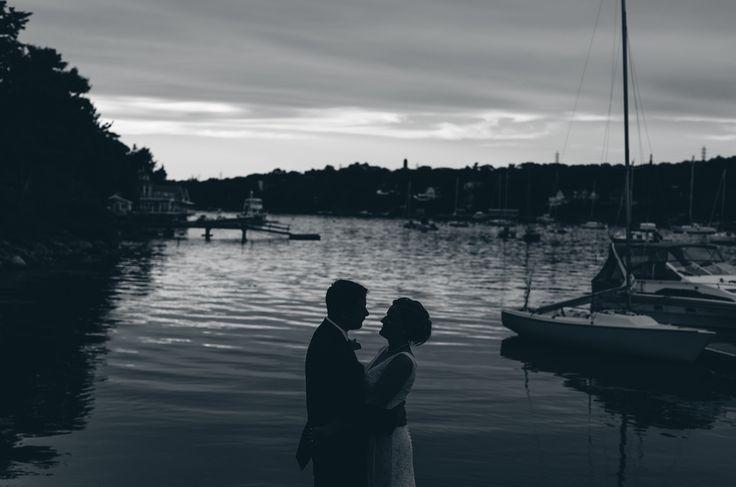 Silhouette #Halifax #NovaScotia #Canada #Wedding #HalifaxWedding #VSCO #VSCOFilm