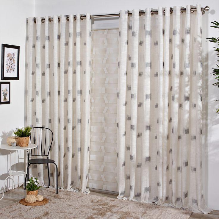Las 25 mejores ideas sobre cortinas confeccionadas en - Cortinas y visillos ...