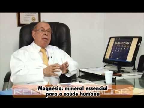 CLORETO DE MAGNÉSIO, Segredo da Longevidade do Japonês!!   Arnaldo Veloso
