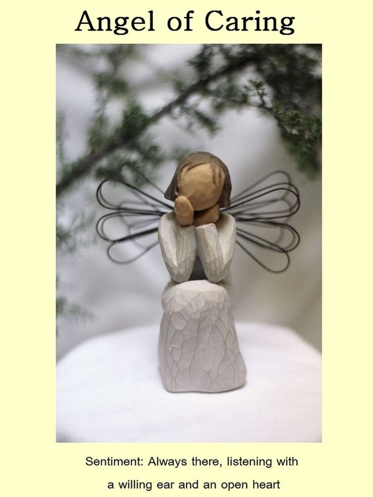 52 best willow tree angels images on pinterest willow tree angels gift angel figurine better than a greeting card caring thoughtful new in box willow tree m4hsunfo