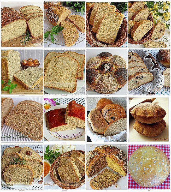 Ev Yapımı Ekmekler...