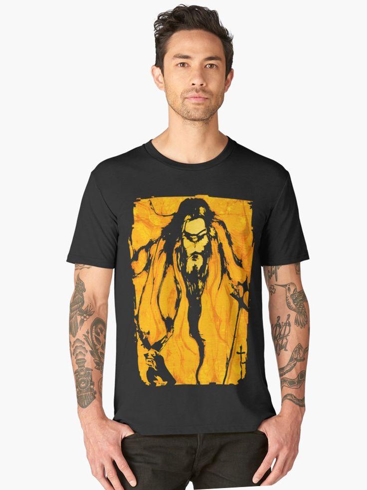 The Hierophant. Men's Premium T-Shirt