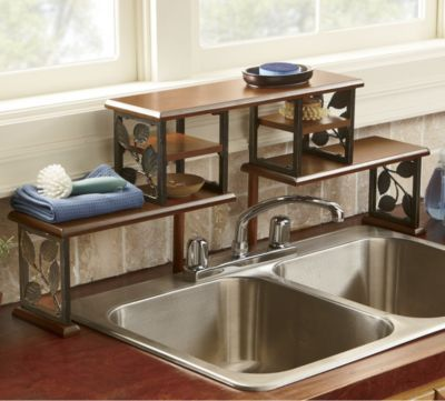 over the sink shelfOver The Sinks Shelf, Leaf Sinks, Kitchens Stuff ...