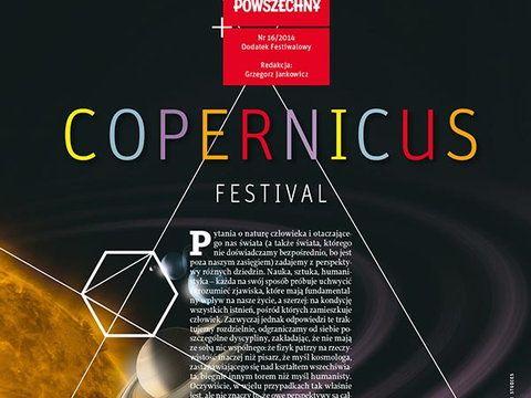 """Pobierz festiwalowy dodatek """"Copernicus"""" w PDF"""