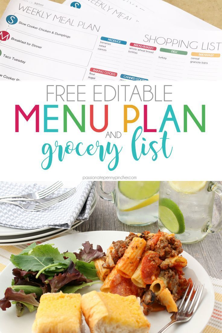 Best Meal Planning Images On   Eat Healthy Cooking