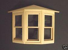 Dollhouse Working Bay Window #5020