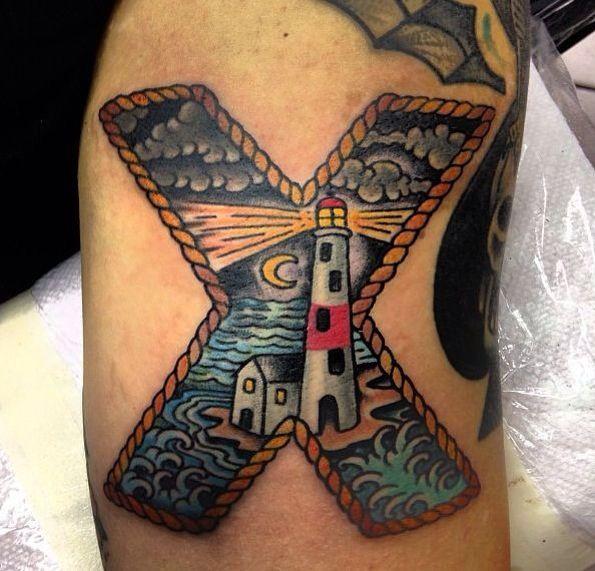 Idea for straight edge tatoo