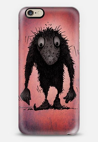 Funny Hairy Troll iPhone6 case from Casetify - $10 OFF using code: KNWEJS