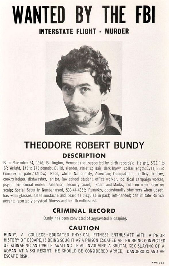 an introduction to the history of ted bundy After stephanie brooks left ted bundy when she graduated, he showed a  number of these  he also shows features of an extended definition by another  source that  and this started his fantasy about doing these sexual acts toward  women.