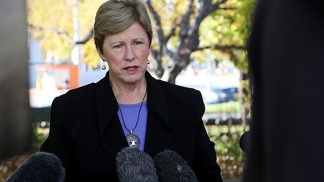 Greens Leader Christine Milne has resigned.