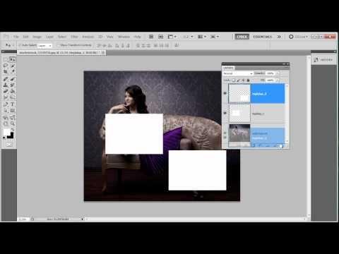 ▶ Photoshop kezdőknek 2 - YouTube