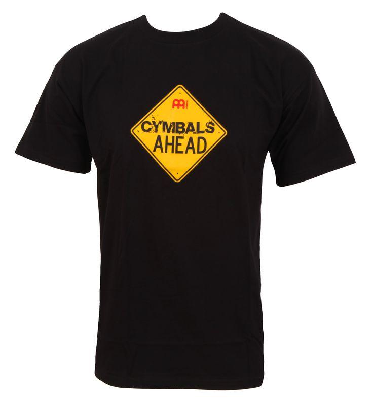 Meinl, Meinl Cymbals, Cymbals, Meinl Cymbals Ahead, Meinl Merchandise, Merchandise, Meinl T-Shirt, T-Shirt, Meinl Cymbals Ahead T-Shirt, Meinlshop, Meinl Shop, Item-No.: M43