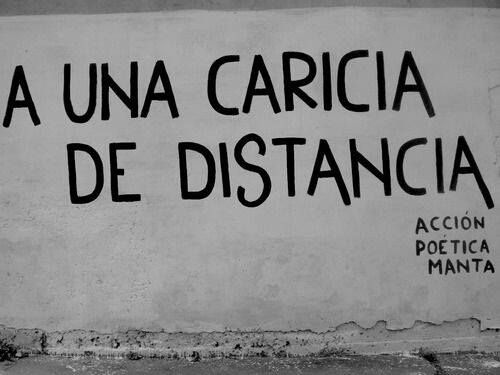 carteles#paredes#acción poética#español# www.facebook.com/...