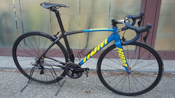 HBM Sleek  by HBM Bike Factory Arquata Scrivia (AL) Italy