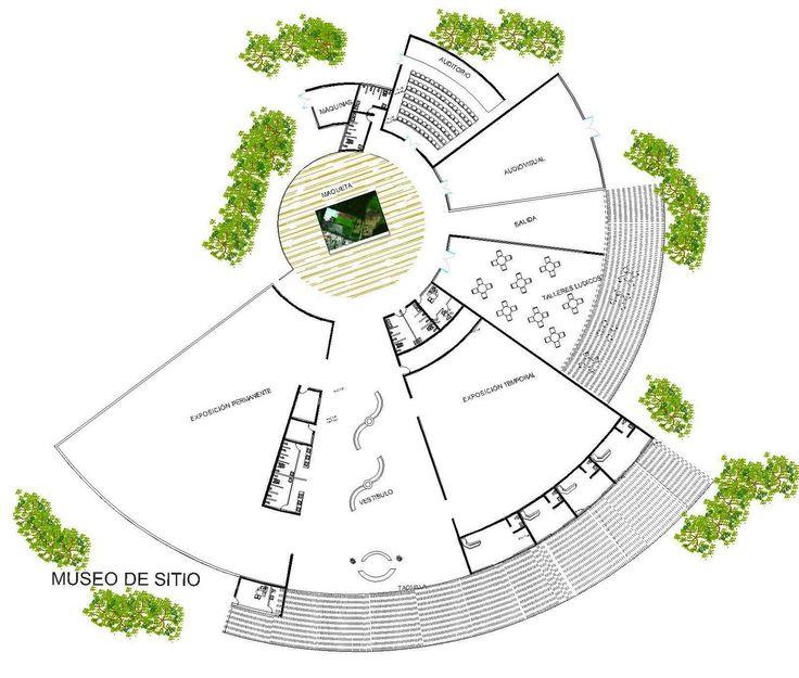 M s de 1000 ideas sobre plantas arquitectonicas en for Plantas arquitectonicas de casas