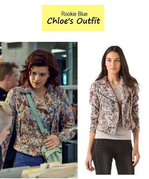 On The Blog: Chloe Price's (Priscilla Faia) Floral Moto