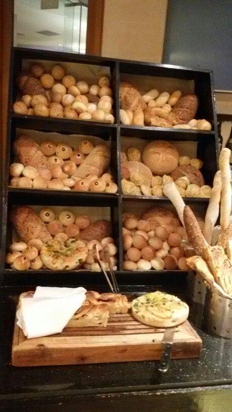 Bread display