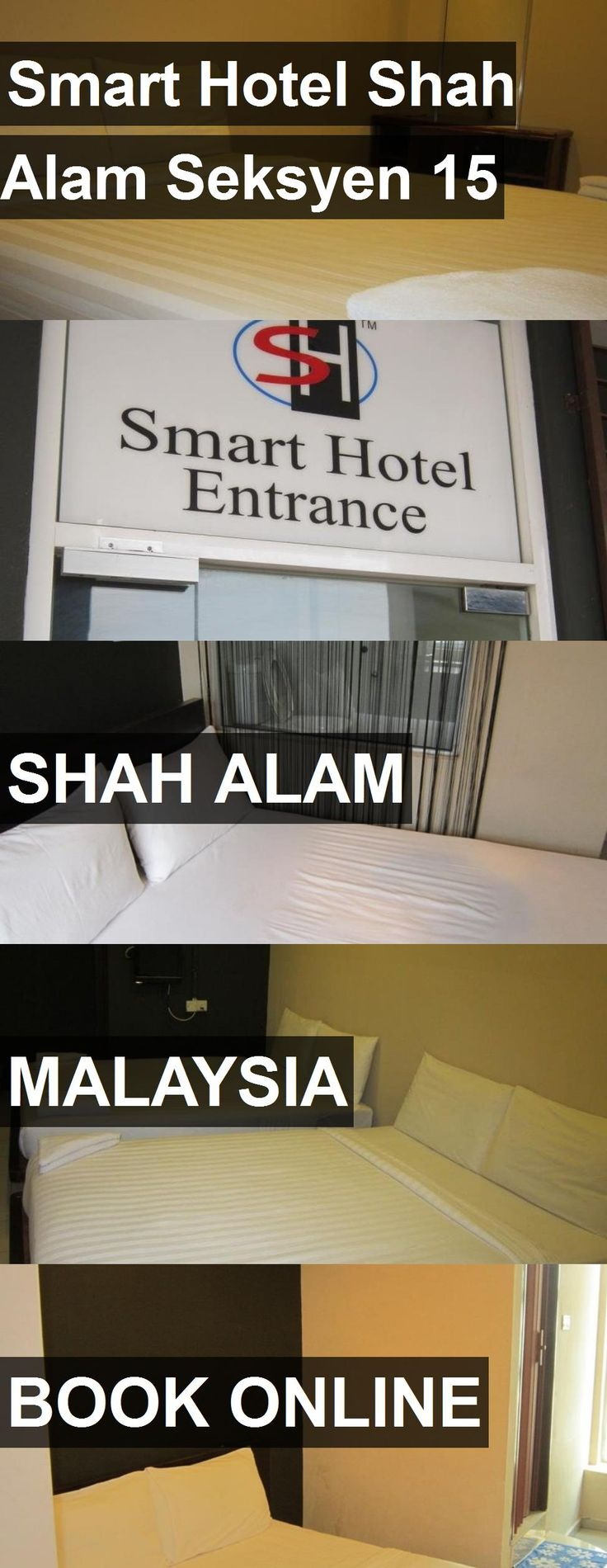 Hotel Smart Hotel Shah Alam Seksyen 15 in Shah Alam, Malaysia. For more information, photos, reviews and best prices please follow the link. #Malaysia #ShahAlam #SmartHotelShahAlamSeksyen15 #hotel #travel #vacation