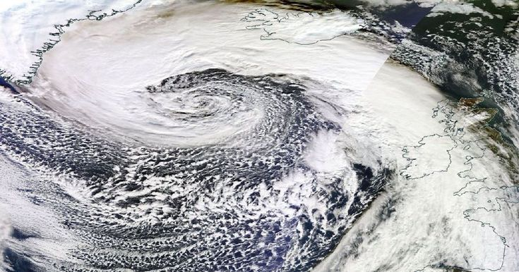 Fierce North Atlantic storm to send temperatures soaring at North Pole (again)