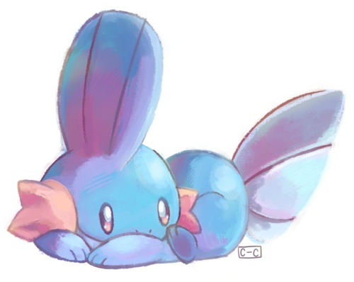 #Mudkip #Pokemon ^
