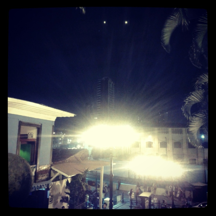 Santa Ana Hill Nights