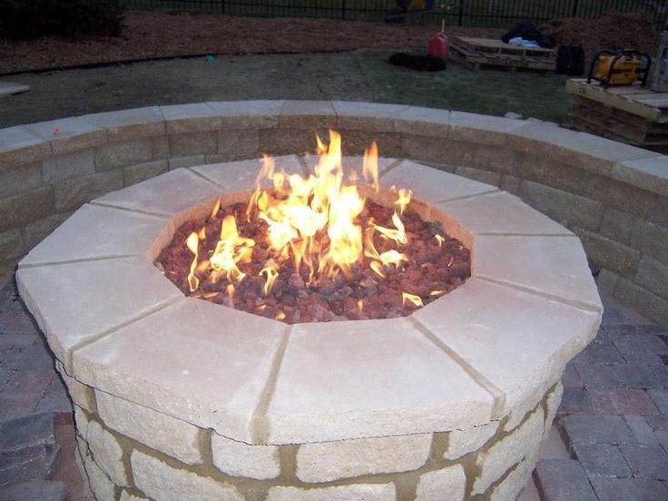 how to start a fire pit with coal