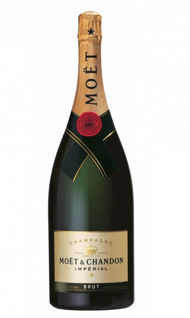 Moet & Chandon Brut Imperial my all time favorite Champagne.