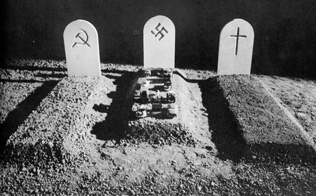 Allegoria della Morte, Enzo Mari, 1988