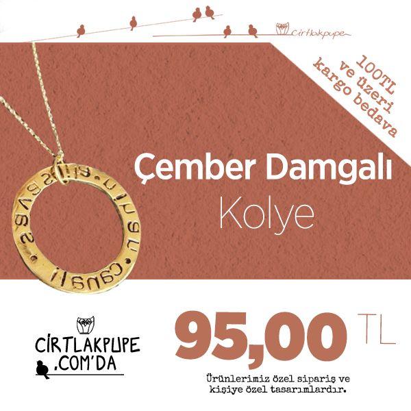 İzmir dışında olanlar veya İzmir'de oluptaa dükkanımıza gelmeye fırsat bulamayanlar üzülmesin!   Tüm güzelliklerimiz, yenilenen online satış mağazamızda sizinle >>> www.cirtlakpupe.com