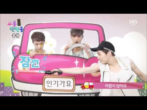 So this is where the Baekyeol car gif comes from.    [HD]130721 EXO - Road Traffic Safety Song 2 - YouTube