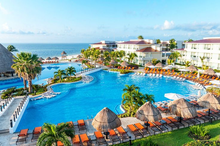 All-Inclusive Palace Resort Vacation: Cancun, Cozumel, Playa del Carmen, Jamaica