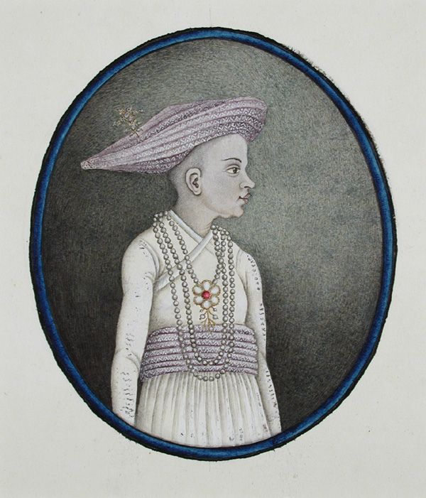one of Tipu Sultans sons