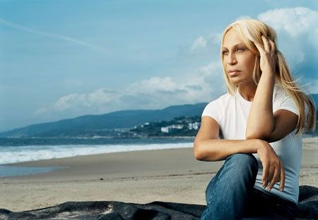 """""""She's nuclear,""""[1] Santo Versace once said of his bronzed, feline sister, Donatella—a designer known for living large, flashing her 20-carat canary diamond, smoking cigarettes kept in custom-wrapp…"""