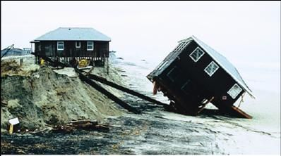 Erosion!