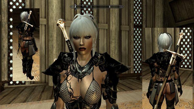 Ebony Mail? - The Elder Scrolls IV: