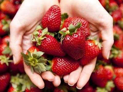 Health Tips: The Beauty of Strawberries