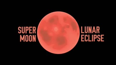 3) A Supermoon Lunar Eclipse! image  The combination of these two events does not happen very often. In fact, since 1900 a supermoon lunar eclipse has only happened 5 times! The last time this occurred was 1982, and if you miss the event this year, your next opportunity won't come until 2033.  This year, the event will be visible from the Americas, Europe and Africa on the night of Sept. 27. Here's a full schedule of the supermoon eclipse: image