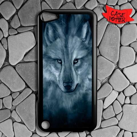 Wolf Painting iPod 5 Black Case
