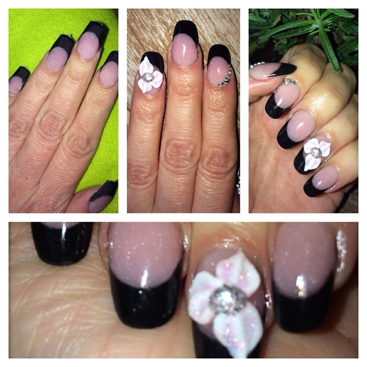 Nails for my moms funeral