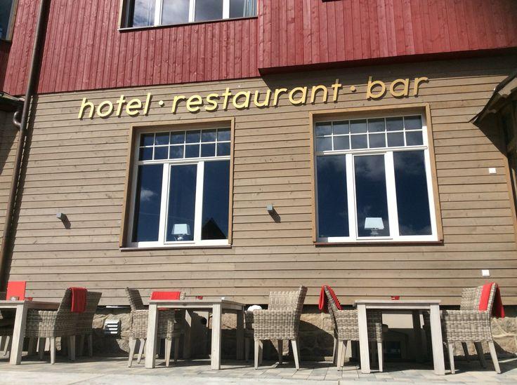 #braunlage Sonnenterrasse im #restaurant Viktoria #essen