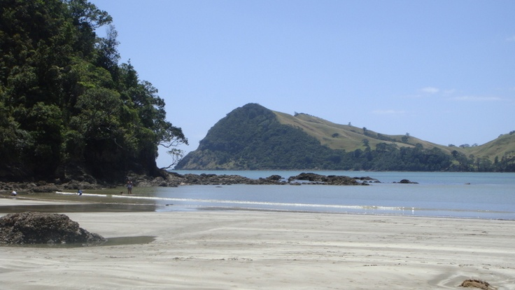 Sandy Bay, Coromandel, NZ - love this place