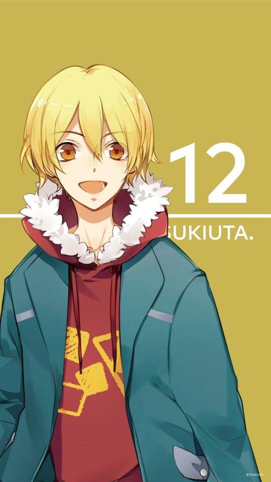 Tsukiuta smartphone wallpaper kakeru shiwasu tsukiuta - Anime wallpaper for smartphone ...