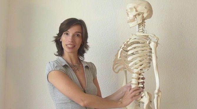 """Cómo """"enderezar la joroba"""" - Lea Kaufman te ayuda a apoderarte de tu cuerpo"""