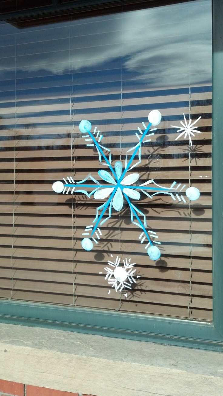 Christmas window painting decorations - Find This Pin And More On Window Painting