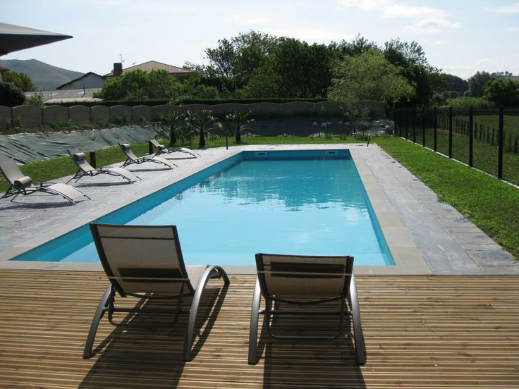 199 best piscines images on Pinterest Swiming pool, Swimming pools