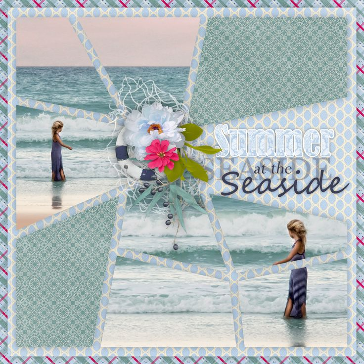"newsletter free template ""Every DayLife Vol.20"" by PrelestnayaP Design, http://prelestnayap.blogspot.cz/, kit ""Seaside"" by Eudora Designs, https://www.pickleberrypop.com/shop/product.php?productid=51684&page=1, photo Pixabay"