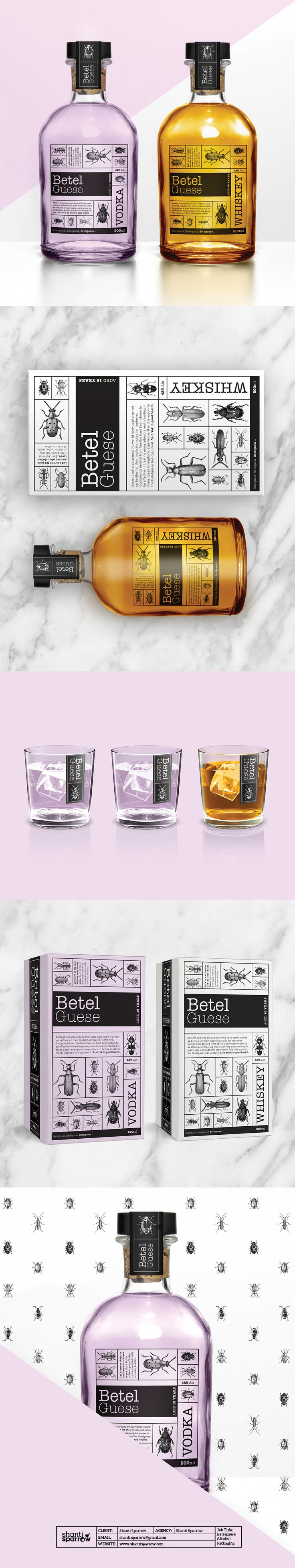 1000 images about pamela harvey design logo design betel guese whiskey on behance by shanti sparrow design brisbane pd